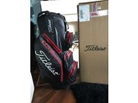 2017 Titleist Stadry Cart Bag Brand New In Box