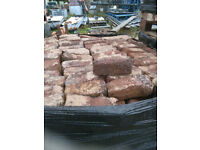 Reclaimed hand made brick