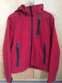 Men's Red Softshell Jacket