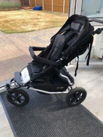 Excellent Condition Mountain Buggy Plus One Black Package £180