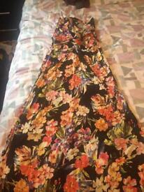 Ladies maxi dress size 18 £5