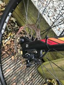 """Trek marlin 5 mountain bike 21.5"""""""