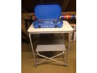 Campingaz cooker with extra's