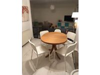Wooden Extending Table. Excellent condition.