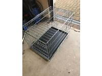 Medium Dog Crate - brand new