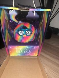 Well sought after Furby Furblings!! Crystal Series
