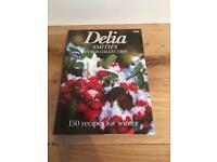 Brand new, never used Delia Smith's Winter Collection Cookbook
