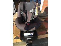 Maxi-Cosi 2 Way Pearl Car Seat with ISO Fix (dark grey)