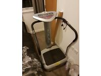 Crazy Fitness Massage Vibration Plate