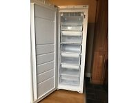 Indesit UIAA12FF Tall Upright Frost Free Freezer Perfect Working Order