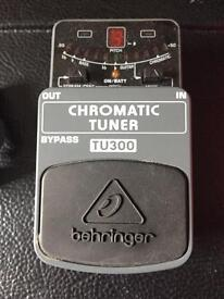 Behringer chromatic tuner
