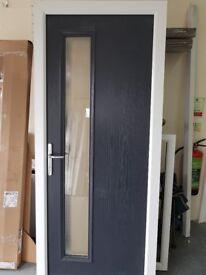 Front Door - Grey Composite BARGAIN