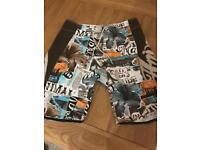 Animal men's swim shorts