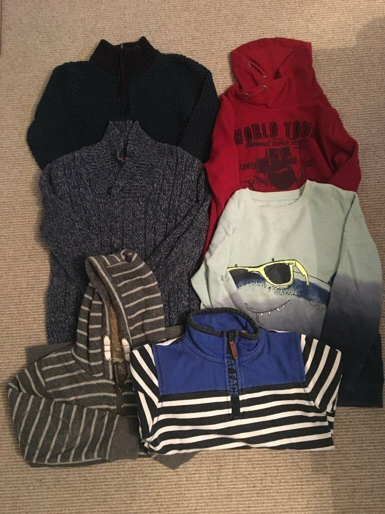 Boys 6-8years old bundle of winter clothes