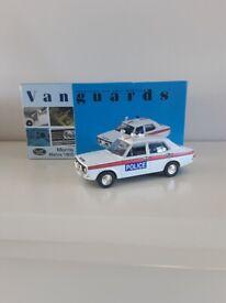 Vanguard Morris Marina Police Car