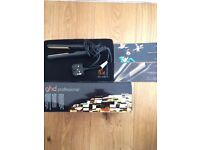 Ghd hair straighteners- hardly used.