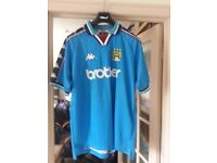 Official Manchester City 2000 Football Top (81#)