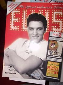 Elvis -The Official Collectors Edition