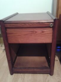 Desk drawer unit