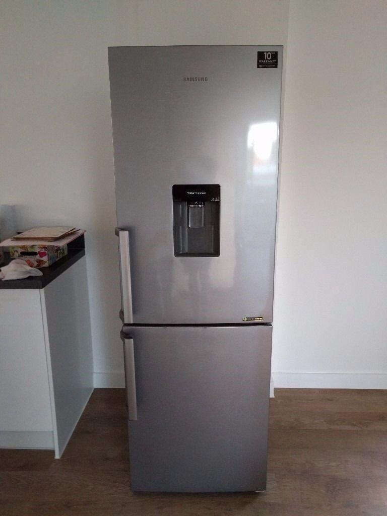 Samsung Rb29fwjndsa 60 40 Fridge Freezer Silver For Sale