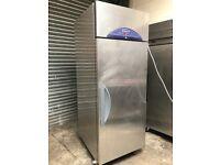 Williams commercial one door upright fridge, catering fridge