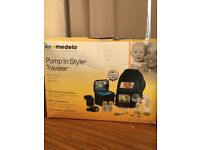 Medela Double Breast Pump for £60.00