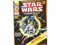 Star Wars First Edition Comic