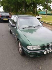 Vauxhal astra 1.4