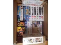 VHS Video films, comedy & drama bundle
