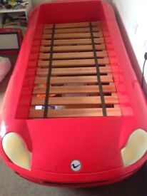 Childrens Sports Car Bed