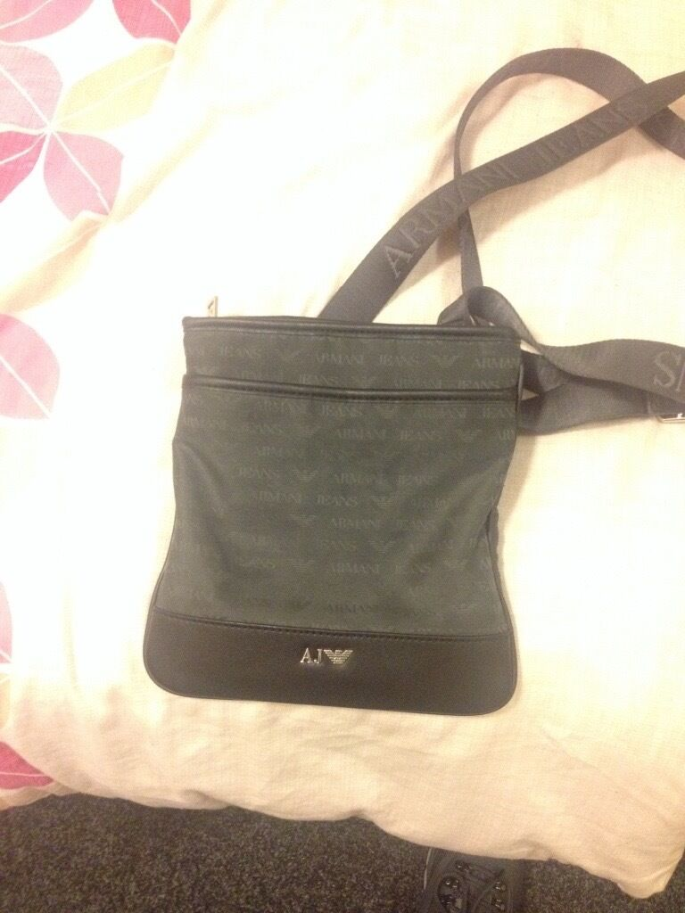441eb784c44 Armani Jeans Pouch   in Aston, West Midlands   Gumtree