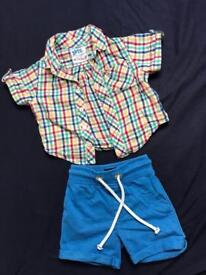 6-9 next F&F baby clothes