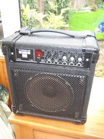 Torque T30 Mark II 30W Guitar Voice Keyboard Amplifier **RARE**