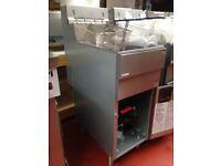 Chips fryer NATURAL GAS / LPG / FAST FOOD / RESTAURANT / TAKE AWAY