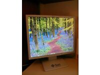 Flat screen monitor in perfect condition