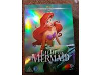Limited edition disney dvds
