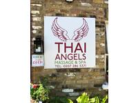 New Thai angel massages in central London