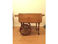 Stylish Vintage Tea Trolley