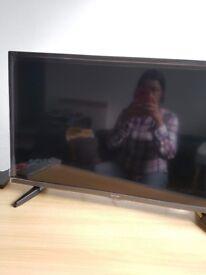 "Sharp TV 32"" (5month old)"