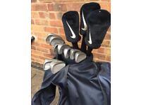 Wilson Gear effect 1200 golf clubs full set
