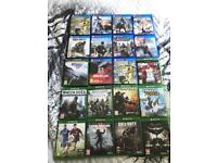 Xbox one and PS4 games !