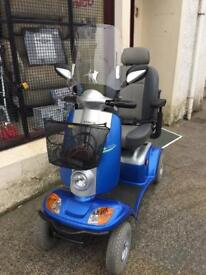 Mobility Scooter X-Large 8 MPH