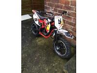 50cc motorbike rev and go