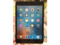iPad mini 16GB space grey very good condition