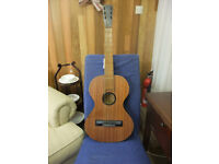 Old Weissenborn Guitar Copy