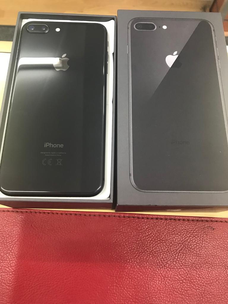 Apple Iphone 8 Plus Space Grey 64gb On EE