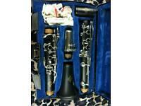 Clarinet buffet b10 overhauled