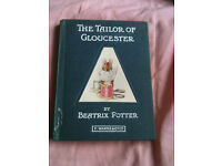5 Beatrix Potter Books - First editions