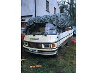Hymermobil 1986 for Sale (Restoration Project)