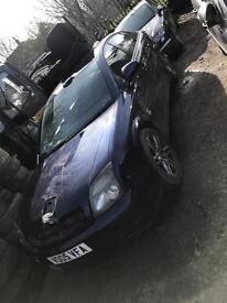 Vauxhall vectra 1.9 cdti breaking